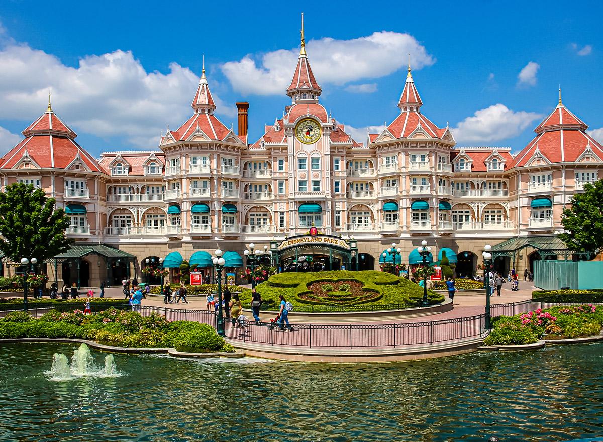 Disneyland Paris geschlossen wegen Corona
