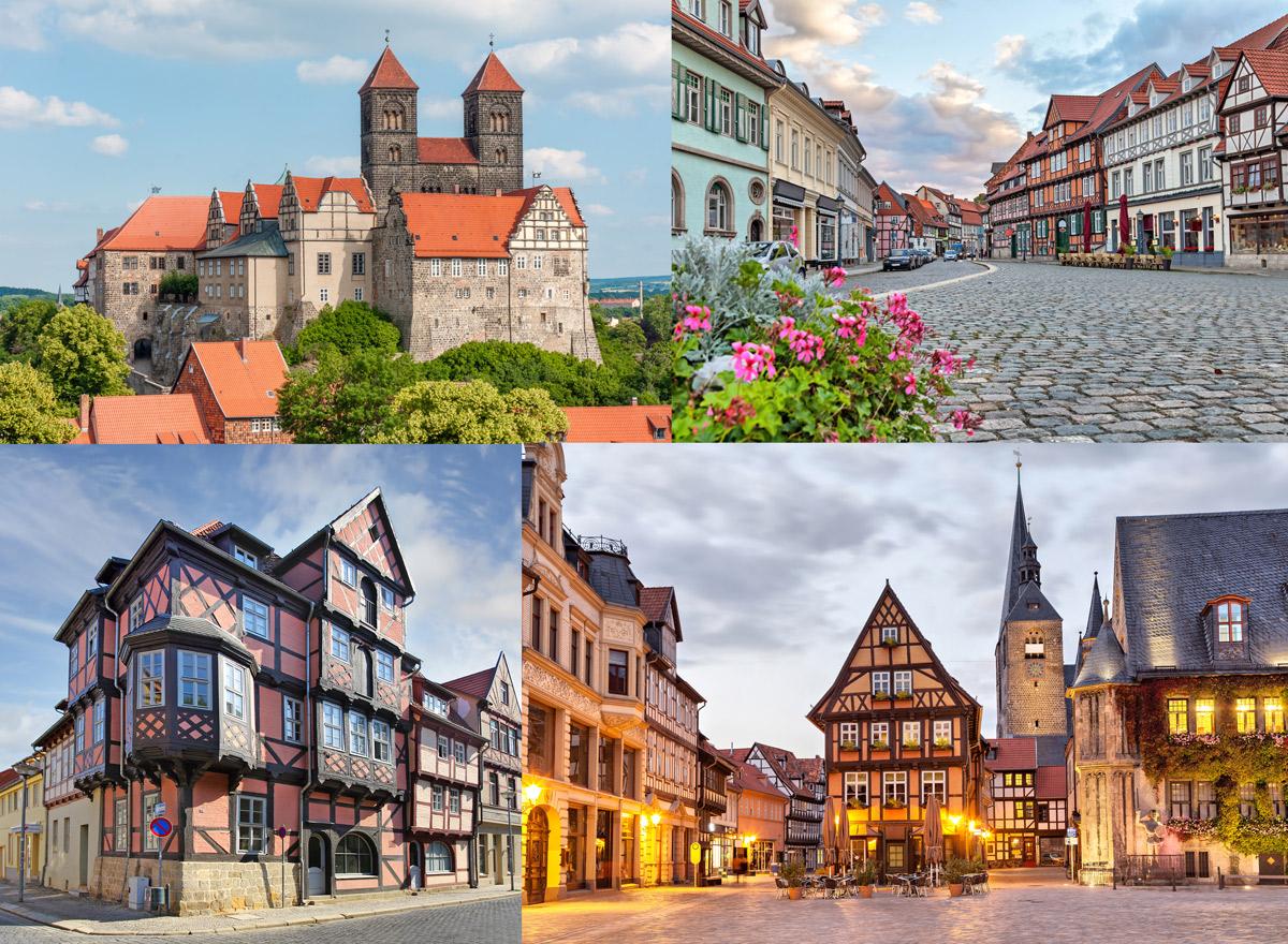 Quedlinburg Sehenswürdigkeiten