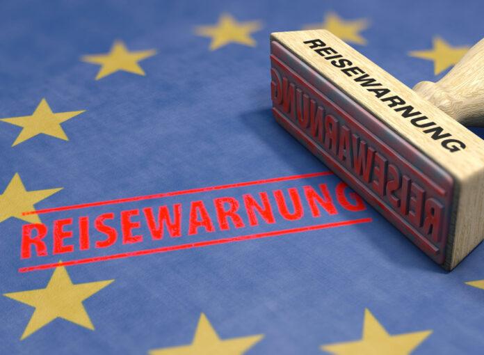 Regierung verlängert Reisewarnung
