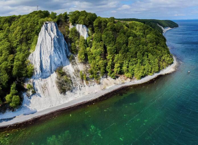 Königsstuhl Rügen Urlaub in Deutschland am Meer