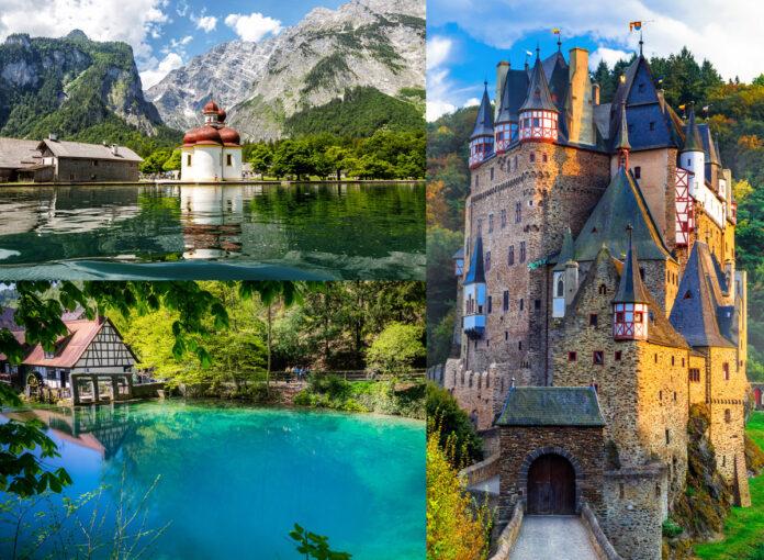Urlaub in Deutschland die schönsten Urlaubsziele Deutschland