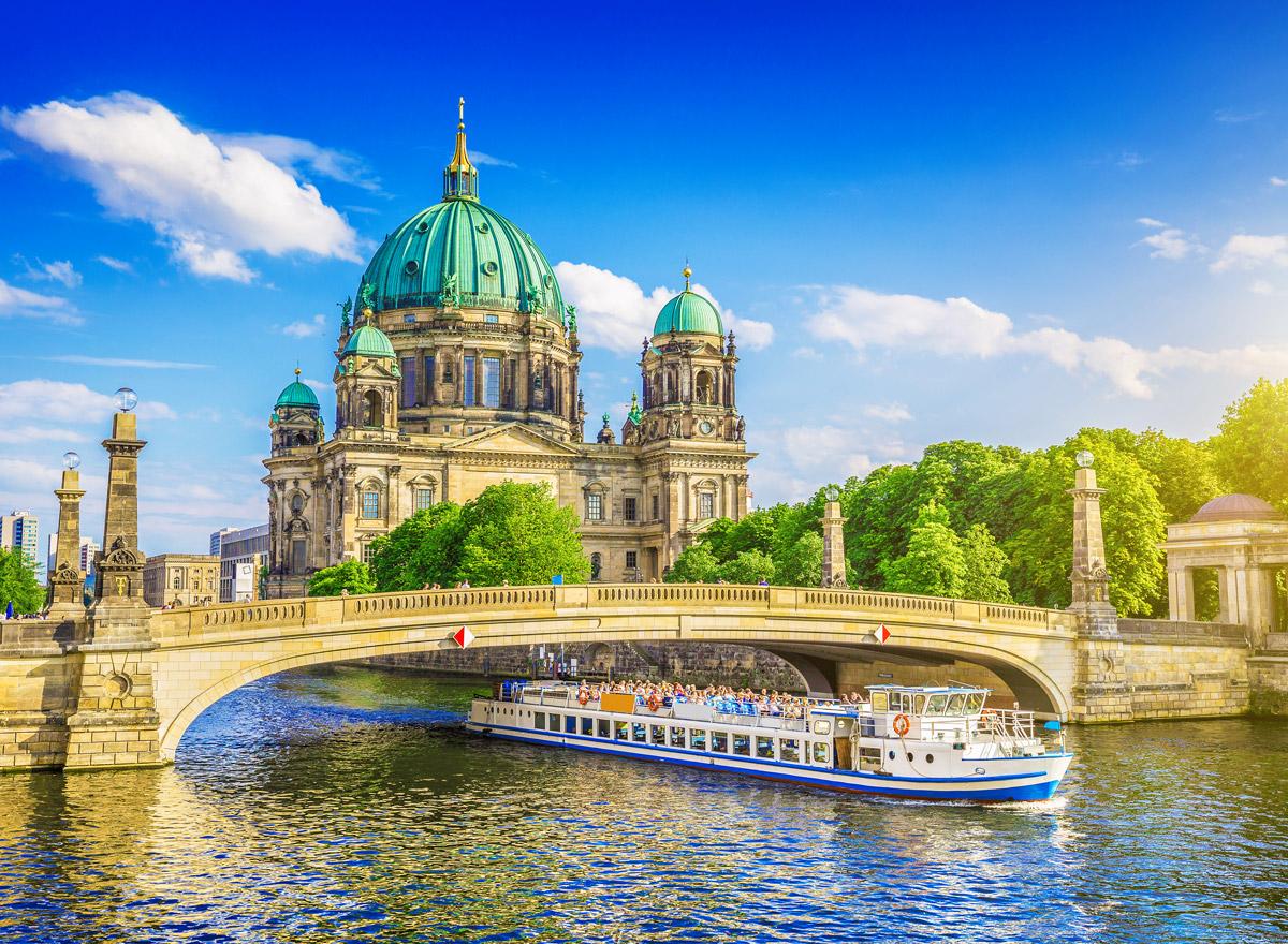 Berlin Spree Tour: Mit dem Schiff durch die Hauptstadt