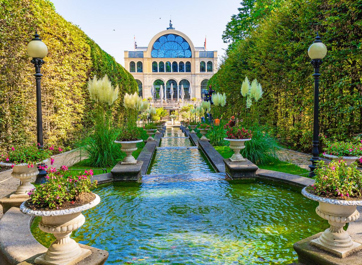Botanischer Garten Köln: Für Unternehmungen mit Kindern eignet er sich perfekt
