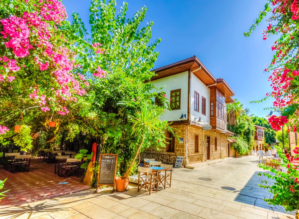 Antalya ist ein Paradies für Urlauber