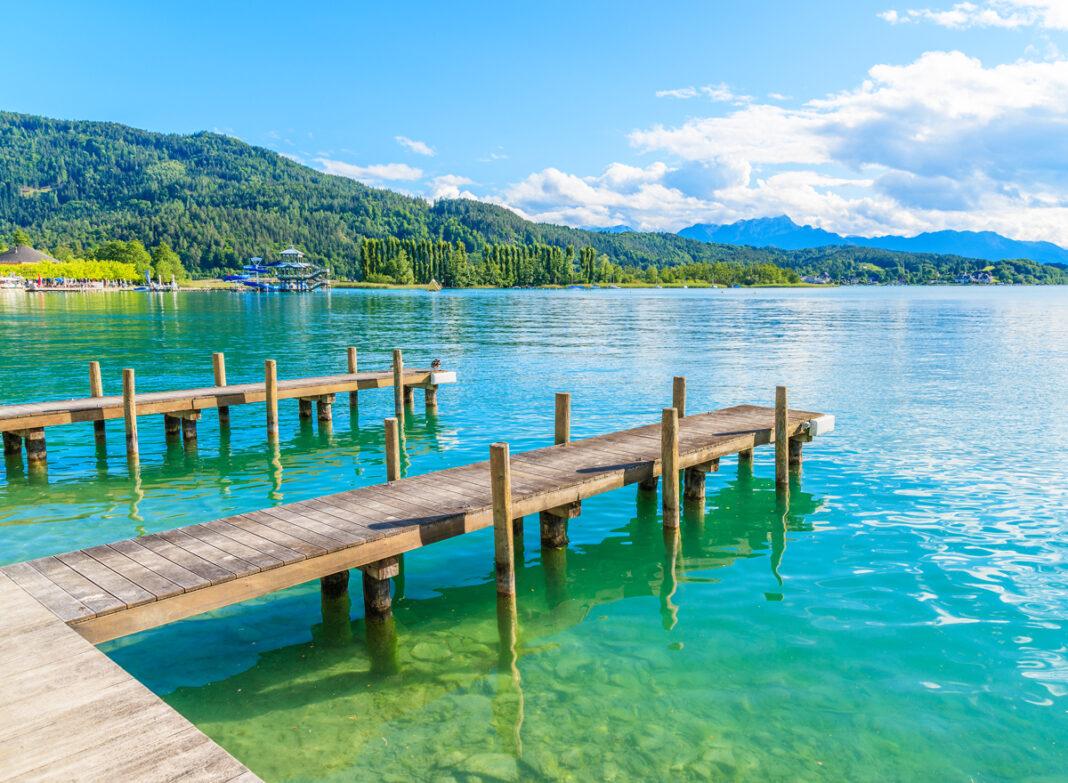 Sehenswürdigkeiten in Kärnten: Der Wörthersee ist beliebt