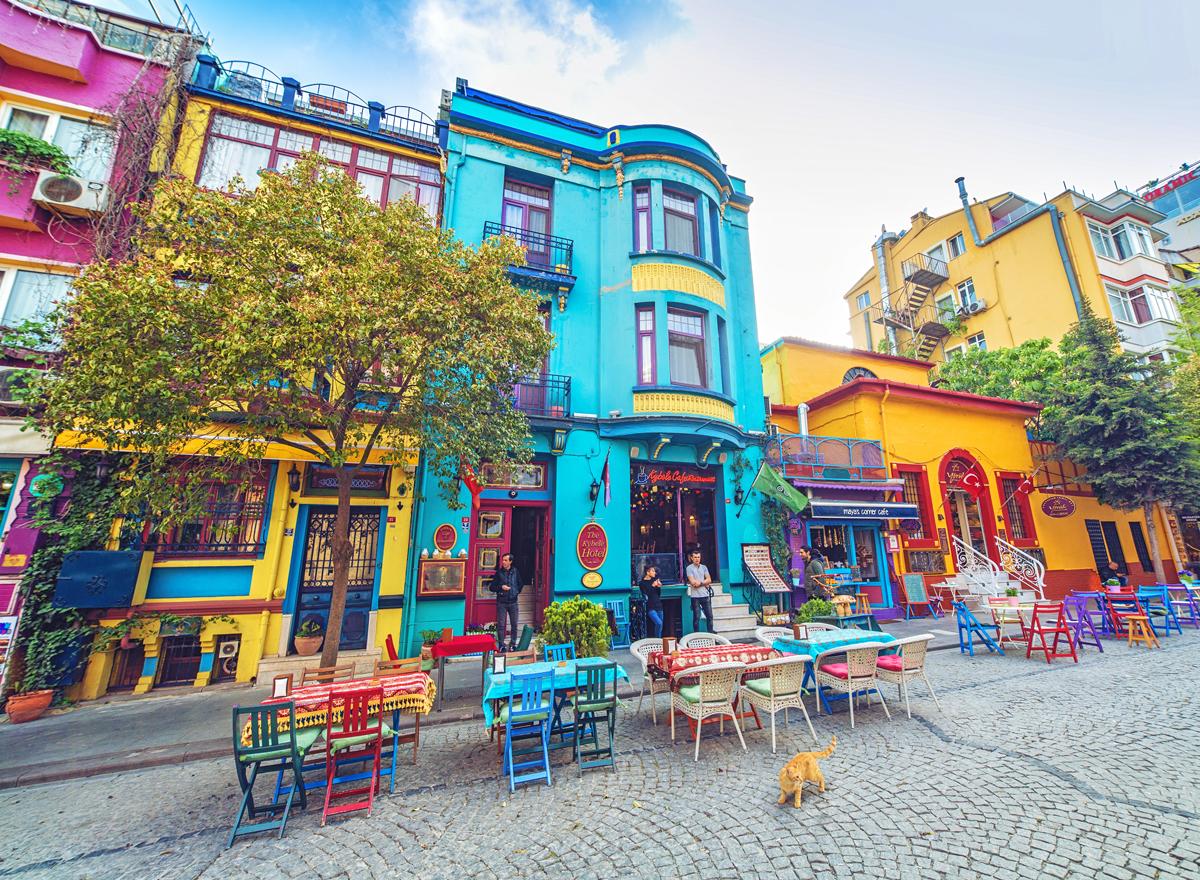 Istanbul hat tolle Ecken